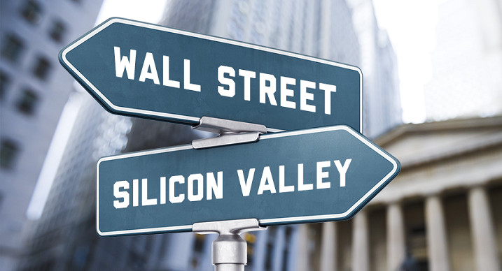 Wall Street vs. Silicon Valley