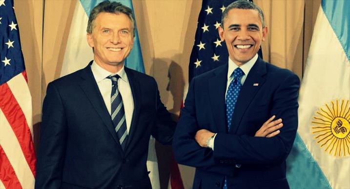 El regalo de Macri a Obama
