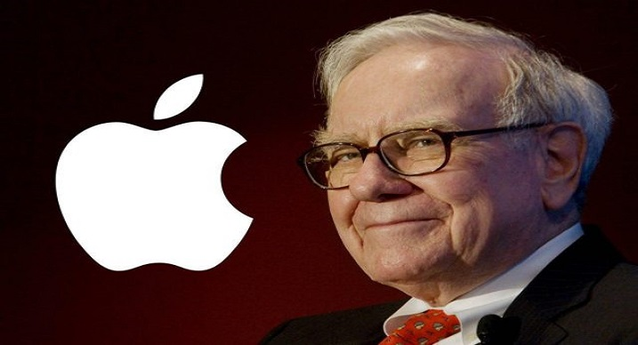 Insólito: Buffett invirtió en Apple