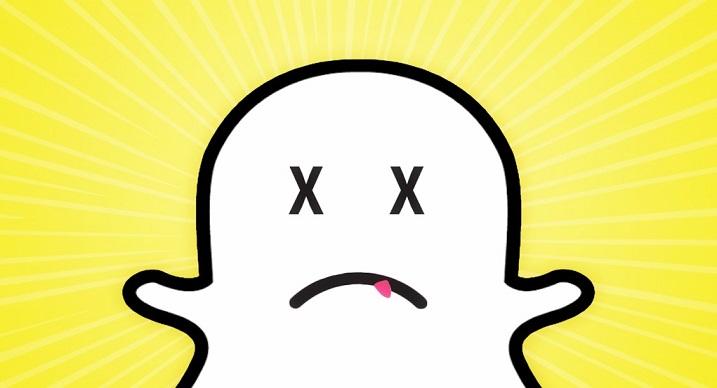El valor de Snapchat se autodestruye más rápido que sus fotos