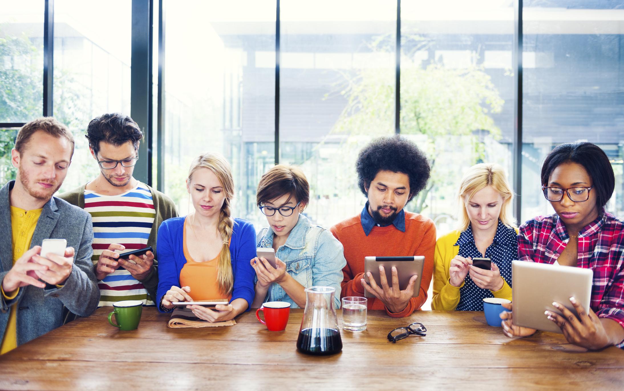 Conviviendo con los Millennials