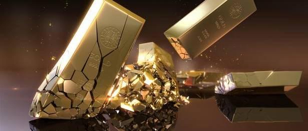 Oro: solo 10% en 10 años